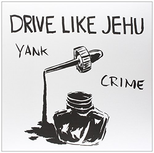 Drive Like Jehu Yank Crime Colored Vinyl
