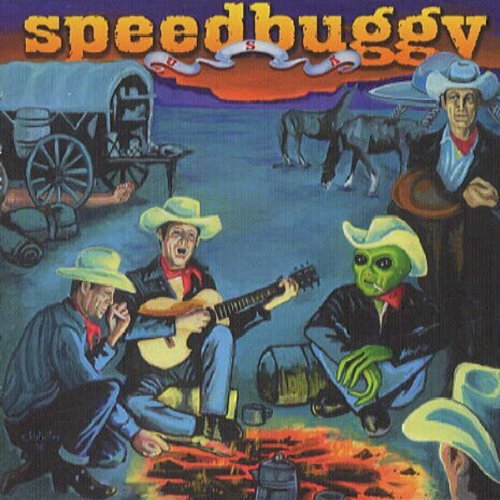 Speedbuggy Usa Cowboys & Aliens