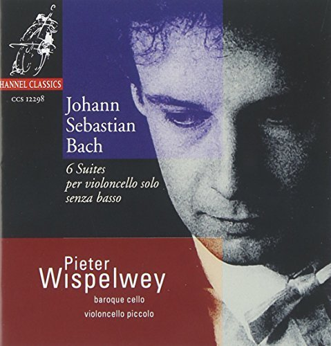 Johann Sebastian Bach Suites For Unaccompanied Cello Wispelwey*pieter (vc)
