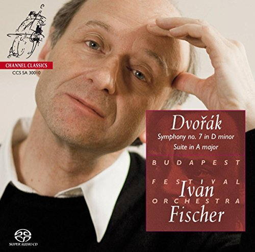 Antonin Dvorák Symphony No.7 Suite In A Major Sacd Fischer Budapest Festival Orch