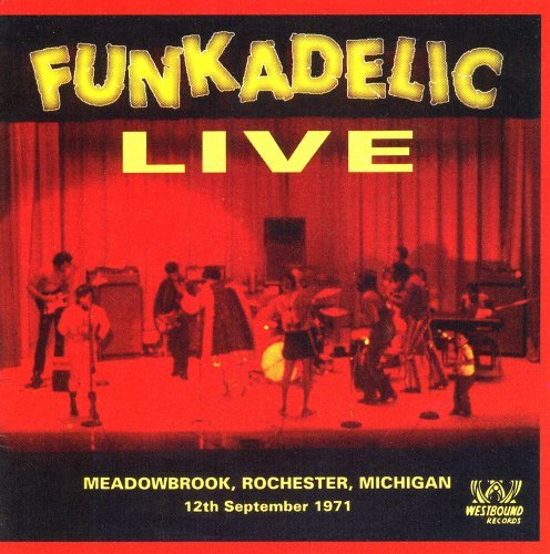 Funkadelic Live At Meadowbrook