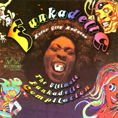 Funkadelic Motor City Madness Ultimate Fu 2 CD