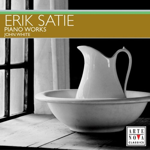 E. Satie Piano Works White (pno)