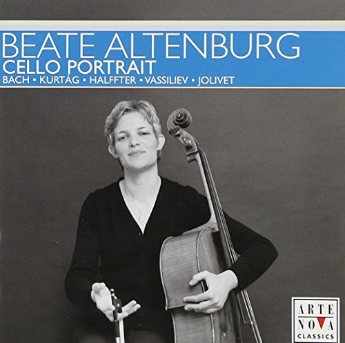 Beate Altenburg Cello Portrait (solo) Beate (vc)