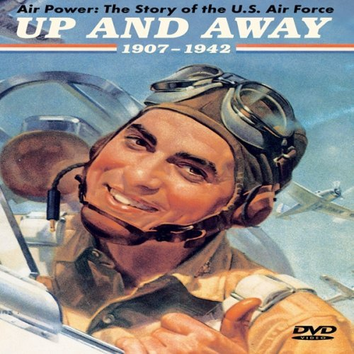 Up & Away 1907 1942 Air Power Story Of The Us Air Nr