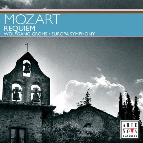 Wolfgang Amadeus Mozart Requiem Grohs Philharmonic Chorus Of T