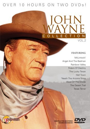 John Wayne Vol. 2 John Wayne Collection Nr 2 DVD