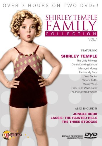 Shirley Temple Family Collect Temple Shirley Nr 2 DVD