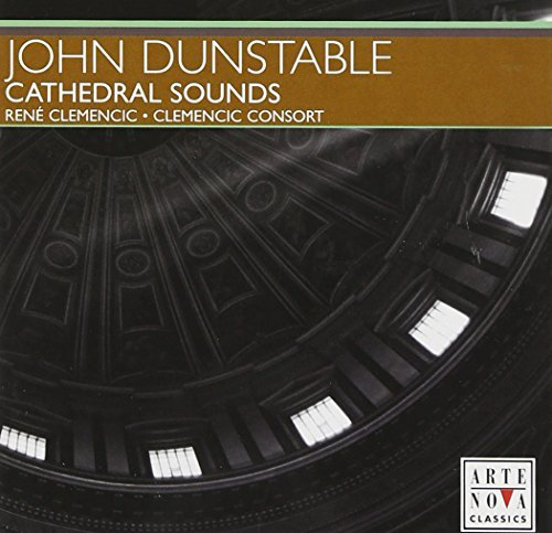 J. Dunstable Cathedral Sounds Lambauer Chum Mason Va
