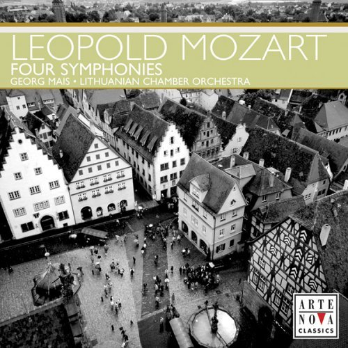 L. Mozart Symphonies Lithuanian Chamber Orchestra