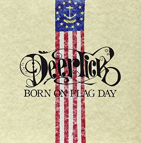 Deer Tick Born On Flag Day Incl. Digital Download Card