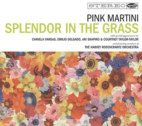Pink Martini Splendor In The Grass 2 Lp