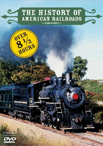 History Of American Rail Years Of Steam The Era Nr 2 DVD