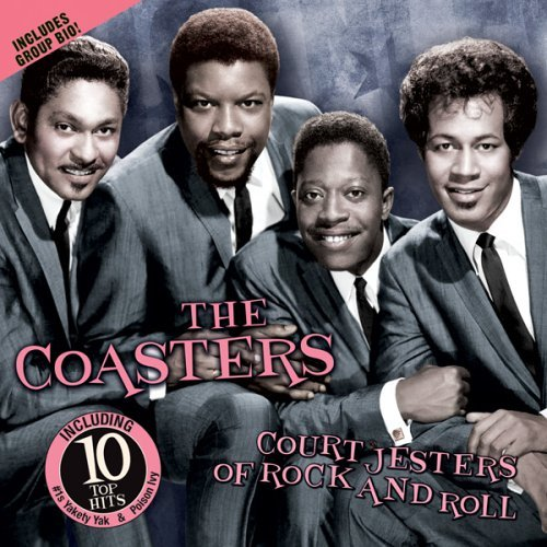 Coasters Court Jesters Of Rock & Roll