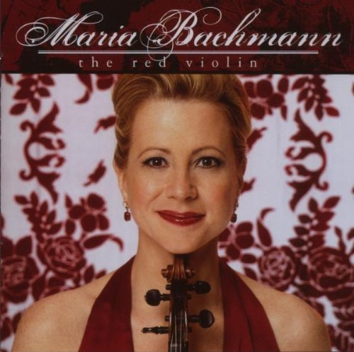 Maria Bachmann Red Violin