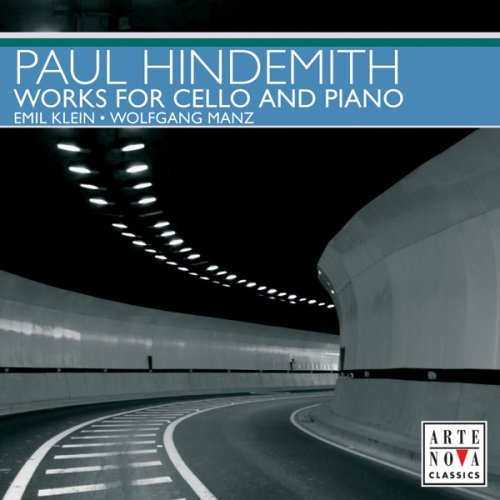 P. Hindesmith Works For Cello & Piano