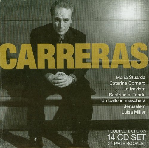 Jose Carreras Legendary Performances Of Jo