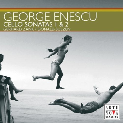 G. Enescu Sonatas Cello 1 & 2