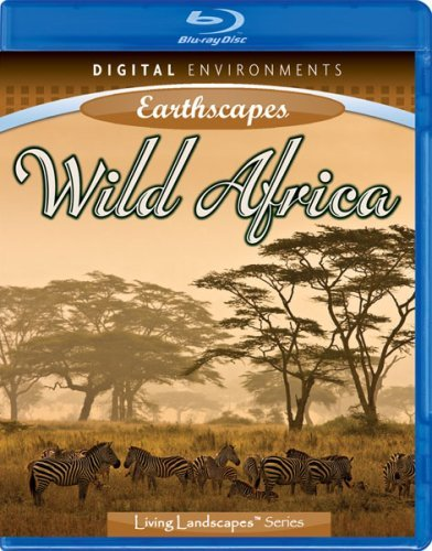 Wild Africa Living Landscapes Series Blu Ray Ws Nr