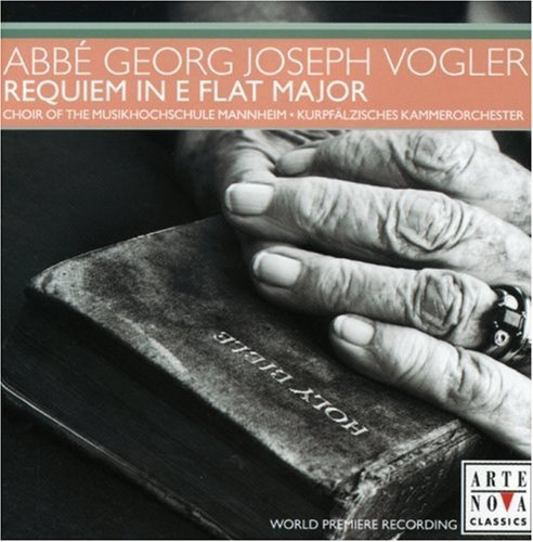 Jan Vogler Requiem In E Flat Major Choir Of The Mannheim Academy