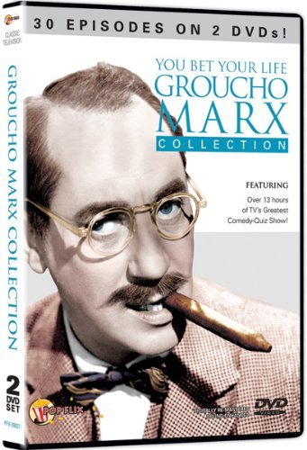 You Bet Your Life Marx Groucho