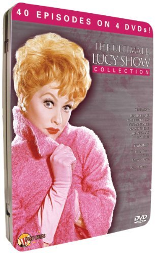 Lucy Show Ultimate Lucy Show Collection Tin Nr 4 DVD