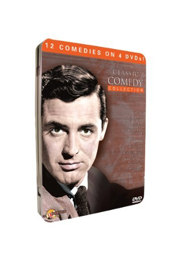 Classic Comedy Collection Classic Comedy Collection 4 DVD Collector Tin Nr