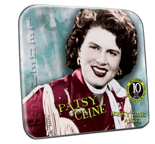 Cline Patsy Honky Tonk Angel Collector's Tin