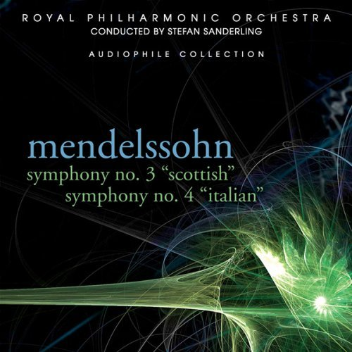 Felix Mendelssohn Symphony No. 3 Scottish Sy Sanderling Rpo