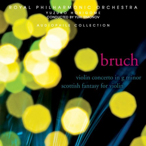 M. Bruch Violin Concerto Royal Philharmonic Orches