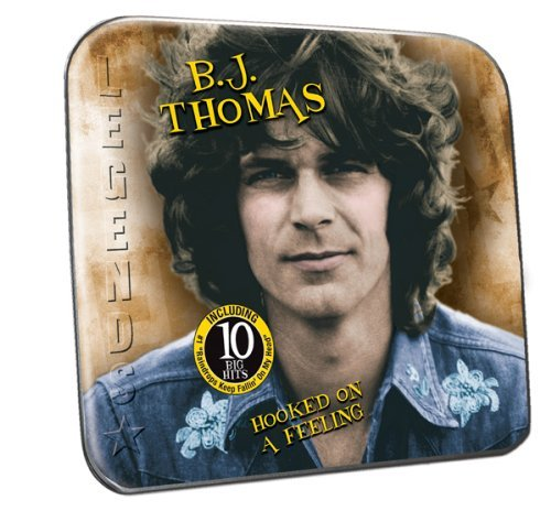 Bj Thomas Hooked On A Feeling Collector's Tin Packaging