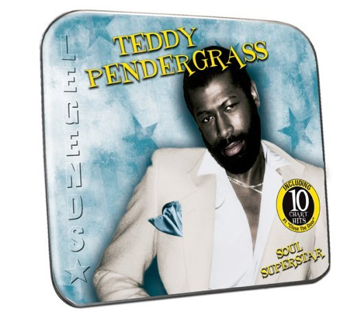 Pendergrass Teddy Soul Superstar Collector's Tin Packaging