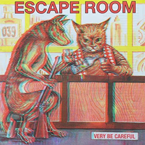 Very Be Careful Escape Room