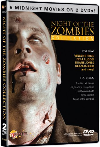 Night Of The Zombies Collectio Zombies Ws Nr 2 DVD