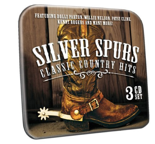 Silver Spurs Classic Country Silver Spurs Classic Country Fender Nelson Rogers