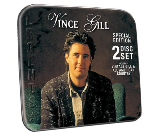 Vince Gill Legends Special Ed. 2 CD
