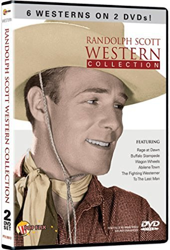 Randolph Scott Western Collect Scott Randolph Nr