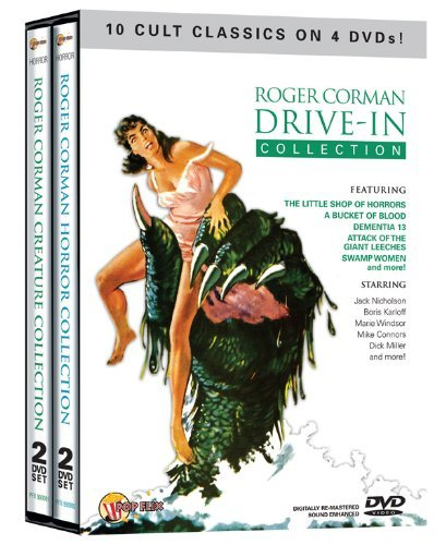 Roger Corman Drive In Collecti Roger Corman Drive In Collecti Nr 4 DVD Collection