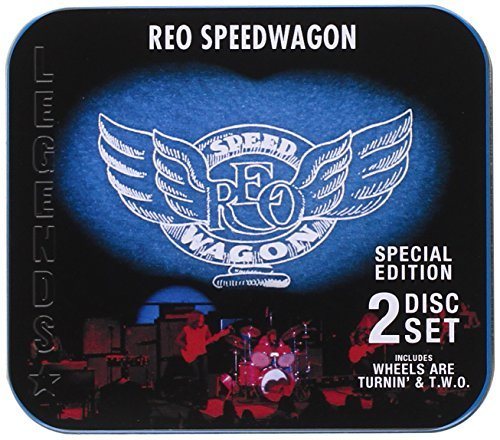 Reo Speedwagon Legends 2 CD