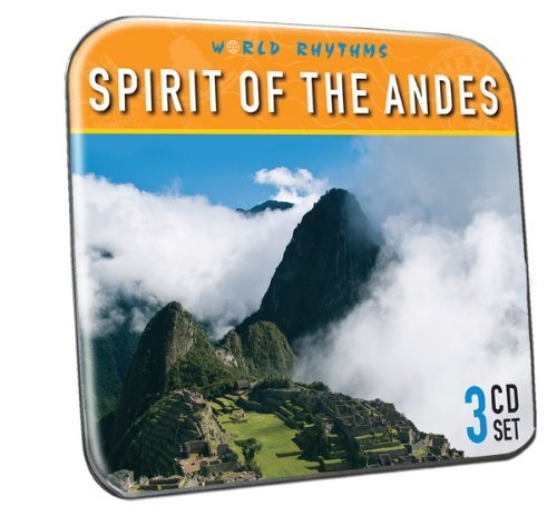 Spirit Of The Andes Spirit Of The Andes 3 CD Tin