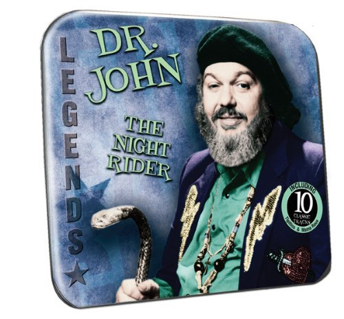 Dr. John Night Rider Collector Tin