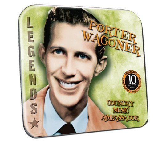 Wagoner Porter Country Music Ambassador Collector's Tin