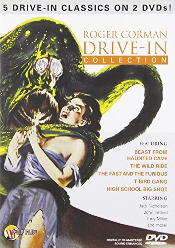 Roger Corman Drive In Collecti Roger Corman Drive In Collecti Bw Nr 2 DVD