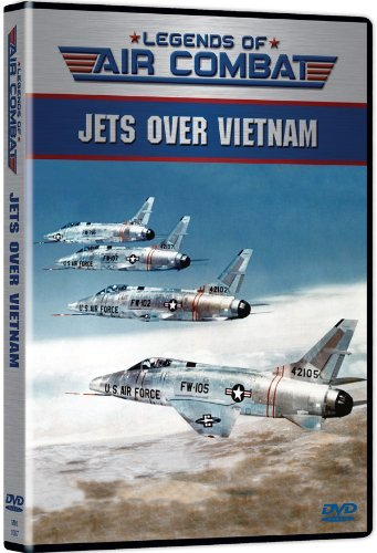 Jets Over Vietnam Legends Of Air Combat Clr Bw Nr