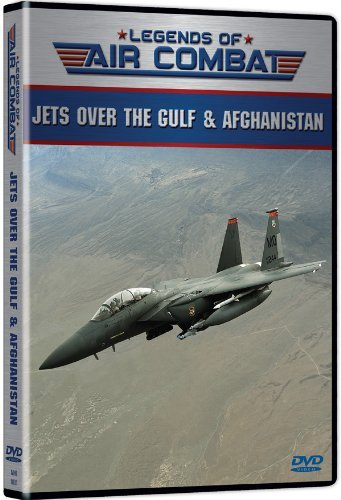 Jets Over The Gulf & Afghani Legends Of Air Combat Clr Bw Nr