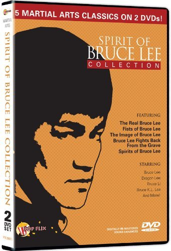 Spirit Of Bruce Lee Collection Lee Bruce R 2 DVD