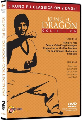 Kung Fu Dragon Collection Kung Fu Dragon Collection Ws Pg13 2 DVD