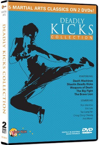 Deadly Kicks Martial Arts Coll Deadly Kicks Martial Arts Coll R 2 DVD