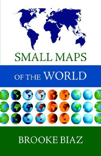 Brooke Biaz Small Maps Of The World