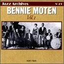 Bennie Moten No. 2 Vol. 1 1926 29 Import Fra Jazz Archives